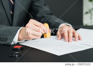 契約に使われる印鑑、不動産業界ではどんな書類が用いられるのか?
